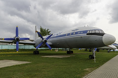 Il-18 - Minsk Aviation Museum (Tom Peddle) Tags: minsk belarus by беларусь мінск минск минскийавиамузей музейавиационнойтехники ilyushin ил18 il18 илью́шин