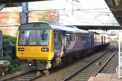 Northern (Will Swain) Tags: station 17th october 2019 train trains rail railway railways transport travel uk britain vehicle vehicles england english europe transportation class yorkshire rotherham central