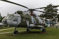Mi-8T - Minsk Aviation Museum (Tom Peddle) Tags: minsk belarus by беларусь мінск минск минскийавиамузей музейавиационнойтехники mil mi8 ми8 mi8t