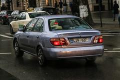 Moldova - Nissan Almera (PrincepsLS) Tags: moldova moldovan license plate germany berlin spotting nissan almera