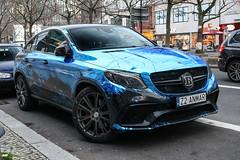 Poland Indiv. (Zachodniopomorskie) - Mercedes-AMG GLE 63 S Coupé C292 (PrincepsLS) Tags: poland polish individual license palte z zachodniopomorskie anmar germany berlin spotting mercedesamg gle 63 s coupé c292