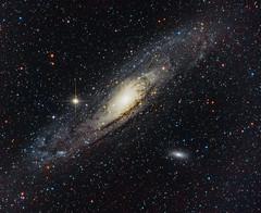 M31 ReEdit (alexander_skaletz) Tags: night andromeda summer astro astrophotography nature photography astronomy dark warm galaxy sky space nightskys detail nighbor germany badenwürtemberg nikon d5300 nikond5300 tamron stars summernight longexposure himmel astrometrydotnet:id=nova3734847 astrometrydotnet:status=solved
