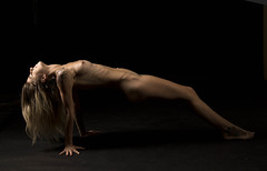 Lumino - Happy (chrisbastian44) Tags: nude nudephotography nudity breast butt bodyscape body nudebody female feminine femalenude nakedwomen tattoo studio studiolighting lighting flash flashphotography back boob boobs luminostudio nudemodel tasteful classy classyerotic erotic erotticism