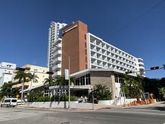 Mid-Century Former Lucerne  Hotel Miami Beach 1955 (Phillip Pessar) Tags: best western plus atlantic beach resort mid century midcentury building architecture miami former lucerne