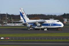 RA82081 Antonov An124-100M EGPK 10-11-19 (MarkP51) Tags: ra82081 antonov an124100m an124 ruslan volgadneprairlines vi vda prestwick airport pik egpk scotland airliner aircraft airplane nikon d500 nikonafp70300fx sunshine sunny