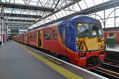 South Western Railway (Will Swain) Tags: station 19th october 2019 london greater city centre capital south train trains rail railway railways transport travel uk britain vehicle vehicles england english europe transportation class swr waterloo