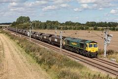 20190908_IMG_4518 (PowerPhoto.co.uk) Tags: freightliner class66 diesel locomotive 66589 hambletonsouthjunction 4c75 freighttrain train railway eastcoastmainline ecml