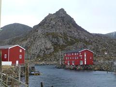 Beautiful fishing village in Norway (Craigs Travels) Tags: nyksund norway fishingvillage