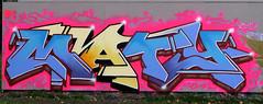 Graffiti in Amsterdam (wojofoto) Tags: agalab maty amsterdam nederland netherland holland graffiti streetart wojofoto wolfgangjosten
