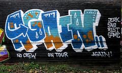 Graffiti in Amsterdam (wojofoto) Tags: amsterdam nederland netherland holland graffiti streetart wojofoto wolfgangjosten again