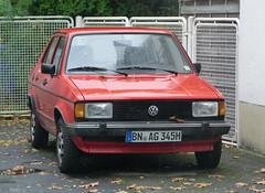 VW Jetta (TIMRAAB227) Tags: vw jetta jettai typ16 volkswagenwerkag bonn