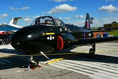 C-FDJP ( Jet Aircraft Museum - XR679) (Steelhead 2010) Tags: hunting p84 jetprovost xr679 yxu raf royalairforce jetaircraftmuseum