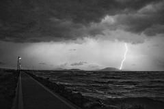 Storm over Lake Balaton (Marq1312) Tags: storm lightning thunder magyarorszag hungary balaton