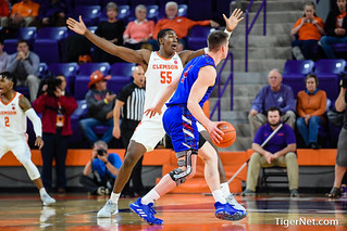 2019 Clemson vs Presbyterian College Photos