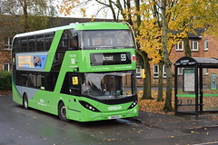 Nottingham City Transport 496 (Ash Hammond) Tags: nottinghamcitytransport scanian280ud alexanderdennisenviro400cbgcity 496 yn19egy