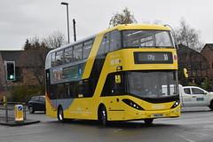 Nottingham City Transport 505 (Ash Hammond) Tags: nottinghamcitytransport scanian280ud alexanderdennisenviro400cbgcity 505 yn69dpe
