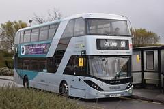 Nottingham City Transport 426 (Ash Hammond) Tags: nottinghamcitytransport scanian280ud alexanderdennisenviro400cbgcity 426 yp17ufj