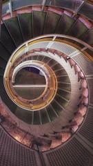 (Antiteilchen) Tags: glas geländer metall beton wendeltreppe treppe treppenhaus staircase staatsbibliothekberlinpotsdamerstrase staatsbibliothekberlin deutschland germany berlin
