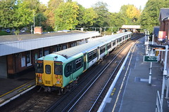 Southern (Will Swain) Tags: station 19th october 2019 london greater city centre capital south train trains rail railway railways transport travel uk britain vehicle vehicles england english europe transportation class wandsworth common