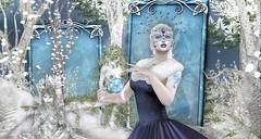 Bringer Of Winter (tamarind.silverfall) Tags: enchantment thesnowqueen mooh xantes pl ersch petitemort wiccasoriginals egosumai elemental venge redfish {sparrow} winter snow magical