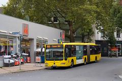 Ruhrbahn 4655 | (H) Kray Nord Bf, Essen (schmidtkemper) Tags: citaro mercedes gelenkbus bus bahnhof herbst kray essen