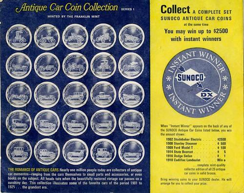 Coin fan photo