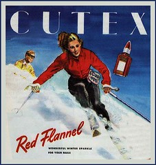 Cutex (novice09) Tags: advertising advert magazinead nailpolish ipiccy