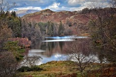 Tarn Hows (Nige H (Thanks for 25m views)) Tags: nature landscape tarn tarnhows cumbria england lakedistrict mountains autumn fall
