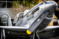 (E. Nelson) Tags: tf51d mustang p51 toulousenuts fighter war warfare wwii ww2 worldwarii veteransday stinson airplane airport plane northamerican american history historic ericnelson exnimages sanantonio texas collingsfoundation wingsoversouthtexas 2019