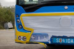 Mercedes Benz Conecto NGT (Somi303) Tags: mercedes benz conecto ngt low floor bus beograd belgrade eko pumpa vrčin vrcin мерцедес бенз конекто београд соло нископодни аутобус еко пумпа врчин cng јгсп нови сад jgsp novi sad gsp гсп