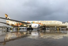 Photo of Etihad Airways (ADNOC - Choose Italy Livery) Boeing 787-9 A6-BLH