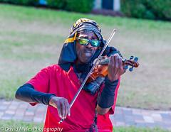 D03_7012 (davidmylesphotography) Tags: man violin park lake eola orlando