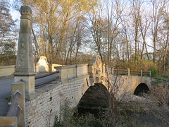 Gotterbrücke (germancute) Tags: outdoor thuringia thüringen bridge brücke mauer stein historical