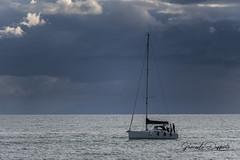 DSC_0999 (Janky59) Tags: barca boat mare sea maredinverno barcaavela acqua cielo water sky nikon toscana livorno