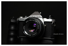 PENTAX ME Super (Claudio Arriens) Tags: pentax mesuper collection camera vintage classic 35mm