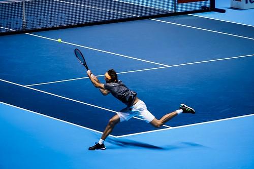 Alexander Zverev Beats Rafael Nadal at the Nitto ATP Tour Finals 2019