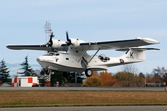 C-FUAW@Victoria 11Nov19 (Spotter Tim - 2) Tags: cfuaw consolidated canso catalina victoria