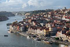 86856-Porto (xiquinhosilva) Tags: 2018 douro flickrsync:perm=public foz historic historiccentre porto portugal ribeira river unescoworldheritage vilanovadegaia