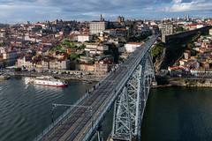 86859-Porto (xiquinhosilva) Tags: 2018 bridge douro flickrsync:perm=public foz historic historiccentre luizi luísi ponte porto portugal ribeira river unescoworldheritage vilanovadegaia