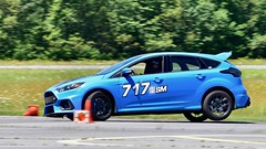Nitrous Blue RS (R.A. Killmer) Tags: ford course cone conekiller fast horsepower midstate airport scca central pa nikon d750 panning blur