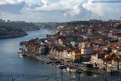 86897-Porto (xiquinhosilva) Tags: 2018 douro flickrsync:perm=public oportowine porto portugal river wine vilanovadegaia