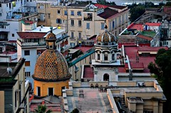 From the hotel, Naples (dw*c) Tags: naples napoli italy italia italio ital europe travel trip scenery landscape landscapes holiday holidays