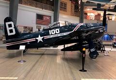 121710 Grumman F8F-2P Bearcat  B-100 (RedRipper24) Tags: