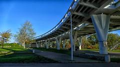 YYYYYYYY !!! (jo.misere) Tags: y kanne belgium bridge brug belgie