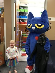 "Paul and Dani with Pete the Cat • <a style=""font-size:0.8em;"" href=""http://www.flickr.com/photos/109120354@N07/49051921583/"" target=""_blank"">View on Flickr</a>"