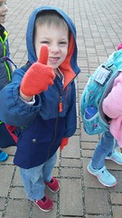 """Paul Heading Into School • <a style=""""font-size:0.8em;"""" href=""""http://www.flickr.com/photos/109120354@N07/49051968613/"""" target=""""_blank"""">View on Flickr</a>"""