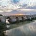 Roman Bridge Sunrise