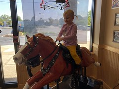 """Dani Rides a Horse • <a style=""""font-size:0.8em;"""" href=""""http://www.flickr.com/photos/109120354@N07/49051982428/"""" target=""""_blank"""">View on Flickr</a>"""