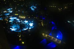 Lazy River (evaxebra) Tags: puerto vallarta mexico vacation resort pool lazy river night