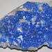 Linarite on quartz (Blanchard Mine, Bingham, New Mexico, USA)